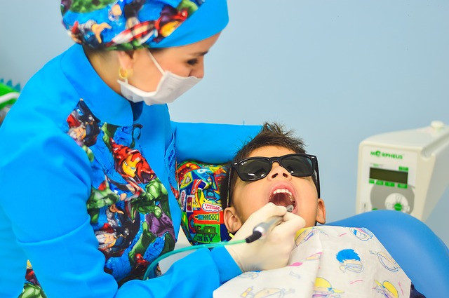 kids dental visits